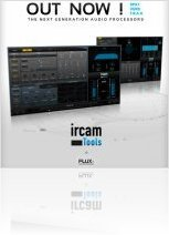Plug-ins : Flux IRCAM Tools dispo ! - macmusic