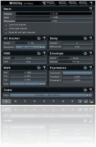 Plug-ins : MUtility - a new freeware by MeldaProduction - macmusic