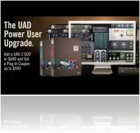 Computer Hardware : The UAD Power User Upgrade - macmusic