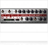 Plug-ins : Studio Devil Virtual Guitar Amp II - macmusic