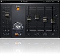 Plug-ins : Waves W43 s'attaque aux bruits... - macmusic