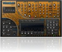 Virtual Instrument : Rob Papen SubBoomBass v1.1 - macmusic
