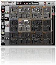 Music Software : Roland GAIA Sound Designer software editor - macmusic