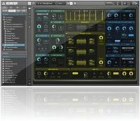Music Software : New Update for Reaktor 5.5 - macmusic
