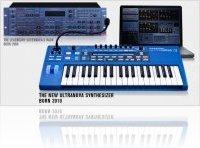 Matériel Musique : UltraNova, le nouveau synthé de Novation - macmusic