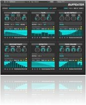 Plug-ins : Twisted Tools Buffeater for Reaktor 5 - macmusic