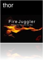 Misc : 9 Soundware releases Fire Juggler Thor Patches - macmusic