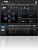 Virtual Instrument : Audio Damage releases Axon v1.1 - macmusic