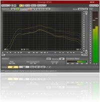 Plug-ins : Voxengo updates SPAN, its Free Audio Spectrum Analyzer Plug-in - macmusic