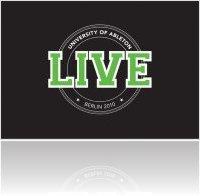 Divers : Universty Of Ableton Live en français ! - macmusic