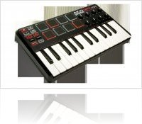Informatique & Interfaces : Akai MPK mini - macmusic