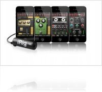 Plug-ins : AmpliTube® 2 for iPhone Now Available from IK Multimedia - macmusic