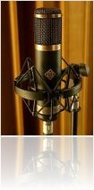 Audio Hardware : TELEFUNKEN CU-29 Copperhead - macmusic