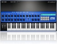 Virtual Instrument : Waldorf PPG 3.V Software - macmusic