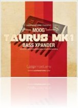 Instrument Virtuel : Moog Taurus MK-1 - Bass Xpander - macmusic