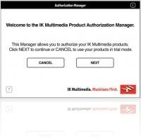 Music Software : IK Multimedia introduces the Authorization Manager - macmusic