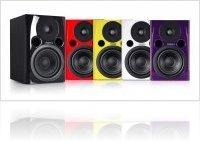 Audio Hardware : Fostex PM0.4n Near-field Studio Monitors - macmusic