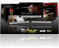 Virtual Instrument : AcousticsampleS updates 9 libraries for the ASPlayer - macmusic