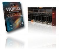 Instrument Virtuel : Garritan World Instruments Collection - macmusic