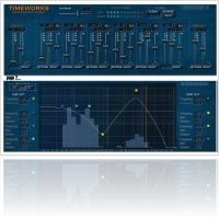 Plug-ins : Sonic Timeworks announces Equalizer V1 plug-in - macmusic