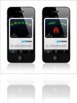 Plug-ins : TC Electronic met à jour PolyTune pour iPhone - macmusic