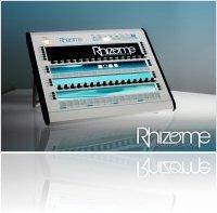 Instrument Virtuel : Feeltune commercialise Rhizome - macmusic