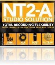 Audio Hardware : NT2-A Studio Solution Pack - macmusic