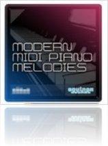 Music Software : Modern MIDI Piano Melodies - macmusic