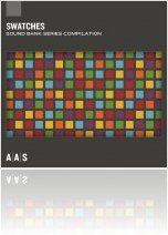 Virtual Instrument : AAS Releases The Free Swatches Sound Bank Compilation - macmusic