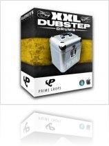 Virtual Instrument : XXL Dubstep Drums - macmusic