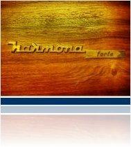 Instrument Virtuel : DETUNIZED.COM lance Harmona Forte Live Pack - macmusic