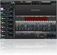 Instrument Virtuel : MOTU MachFive 3 - macmusic