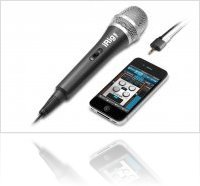 Audio Hardware : IK Multimedia announces iRig Mic - macmusic