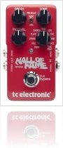 Music Hardware : New guitar effects pedals from TC Electronic - macmusic