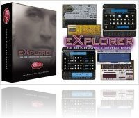 Virtual Instrument : Rob Papen eXplorer - macmusic