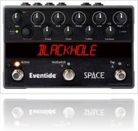 Music Hardware : Eventide Space - macmusic