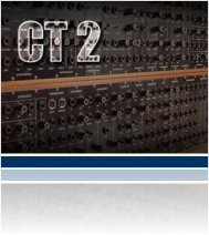 Virtual Instrument : Detunized.com Releases Curetronic Modular Volume 2 Live Pack - macmusic