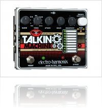 Matériel Audio : Electro-Harmonix Talking Machine Stereo - macmusic