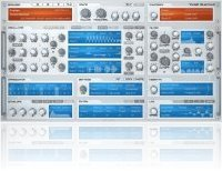 Instrument Virtuel : Tone2 Audiosoftware release ElectraX 1.1 update - macmusic