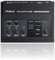 Informatique & Interfaces : Roland lance TRI-CAPTURE Interface Audio USB - macmusic