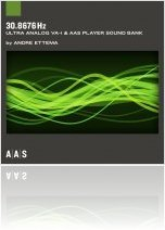 Virtual Instrument : Applied Acoustics Systems releases the 30.8676 Hz sound bank - macmusic