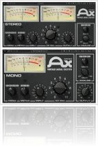 Plug-ins : Waves Aphex Vintage Aural Exciter - macmusic