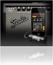 Plug-ins : IK Multimedia's AmpliTube Fender for iPhone and iPad - macmusic