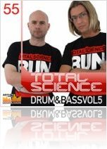 Virtual Instrument : Total Science - Drum&Bass Vol. 5 - macmusic