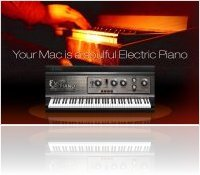 Instrument Virtuel : UVI.net Annonce UVI Electric Piano - macmusic