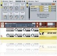 Virtual Instrument : Puremagnetik releases Microtron XL - macmusic