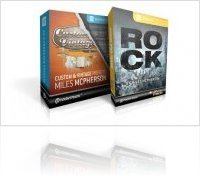 Virtual Instrument : Toontrack Rock Preset Extravaganza x 2 - macmusic