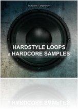 Virtual Instrument : Blue Zone Hardstyle Loops & Hardcore Samples - macmusic