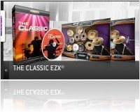 Virtual Instrument : Toontrack The Classic EZX - macmusic