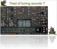 Virtual Instrument : MorphoX updated to version 1.0.1 - macmusic
